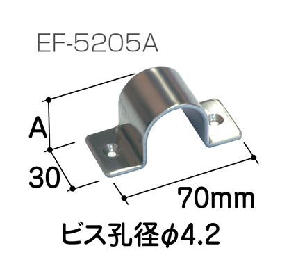 両サドル固定金具(φ28用) 写真その2