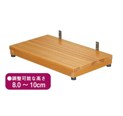 木製ステップ台 1段<br />  写真その1