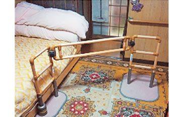 寝室からの移動を安全に(問題解決のポイント)
