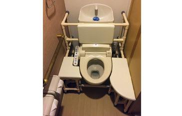 トイレでの移乗が大変。座位も安定させたい(問題解決のポイント)