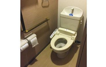 トイレでの移乗が大変。座位も安定させたい(現状の問題点)