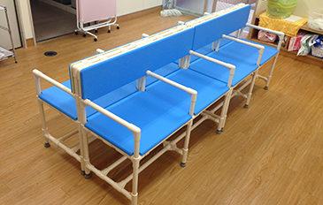 ひとりひとりが安全に使えるベンチが欲しい(問題解決のポイント)