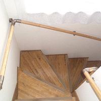 一階と二階を安全に昇り降りしたい