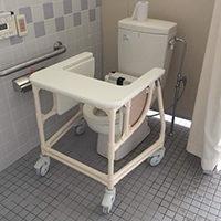 トイレでの座位保持の道具が欲しい