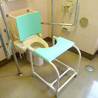 みんながラクに安心して使えるトイレにしたい