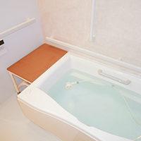 座位入浴でお風呂への出入りを安全に