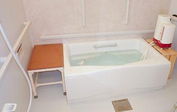 座位入浴でお風呂への出入りを安全に(問題解決のポイント)