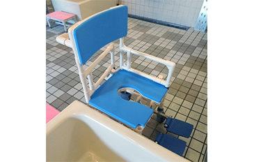 脱衣室から座位入浴までを安全に行いたい(問題解決のポイント)