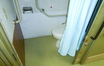 トイレの時間をより快適に、安全に(現状の問題点)