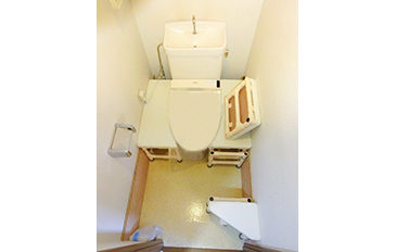 一人でトイレを使えるようにしたい(問題解決のポイント)