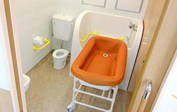 入浴介助の負担を減らしたい(問題解決のポイント)