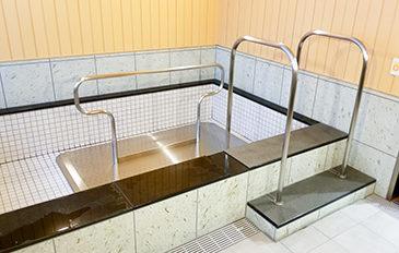 入浴時の姿勢保持ができる手すりがほしい(問題解決のポイント)