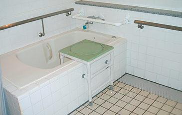 浴そうへの出入りの介助負担を減らしたい(問題解決のポイント)