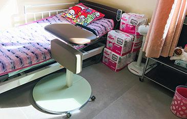 ベッド⇔車いすの移乗介助負担を減らしたい(問題解決のポイント)