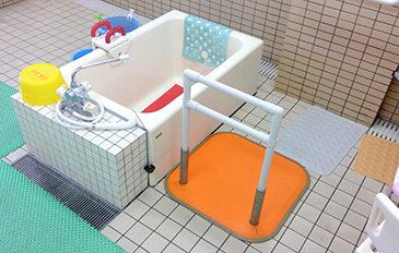 入浴介助の抱え上げ負担を軽減したい(問題解決のポイント)