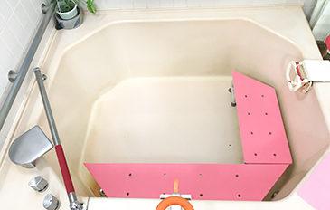 使い勝手の良い浴そう内いすに替えたい(問題解決のポイント)