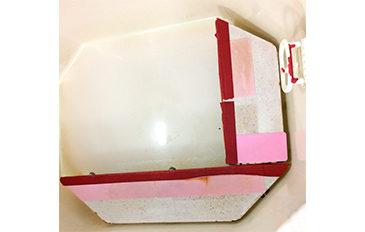 使い勝手の良い浴そう内いすに替えたい(現状の問題点)
