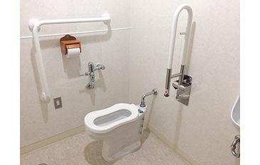 安全な座位保持で安心して排泄したい(現状の問題点)
