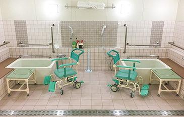 個浴に適した福祉用具がほしい(問題解決のポイント)