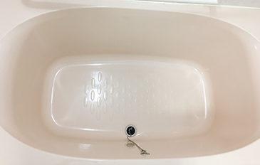 またがず安全に入浴の練習をしたい(現状の問題点)
