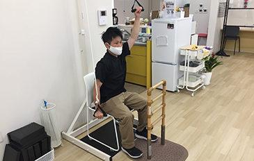 施設内で飛沫感染対策を行いたい(現状の問題点)