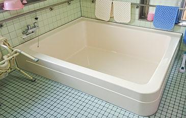 浴そうへの出入りを安全に行いたい(現状の問題点)