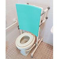 タンクレストイレでも安全な座位保持をしたい