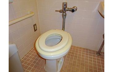 タンクレストイレでも安全な座位保持をしたい(現状の問題点)