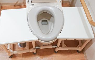 浴室やトイレでの移乗・座位保持を安全に行いたい(問題解決のポイント)